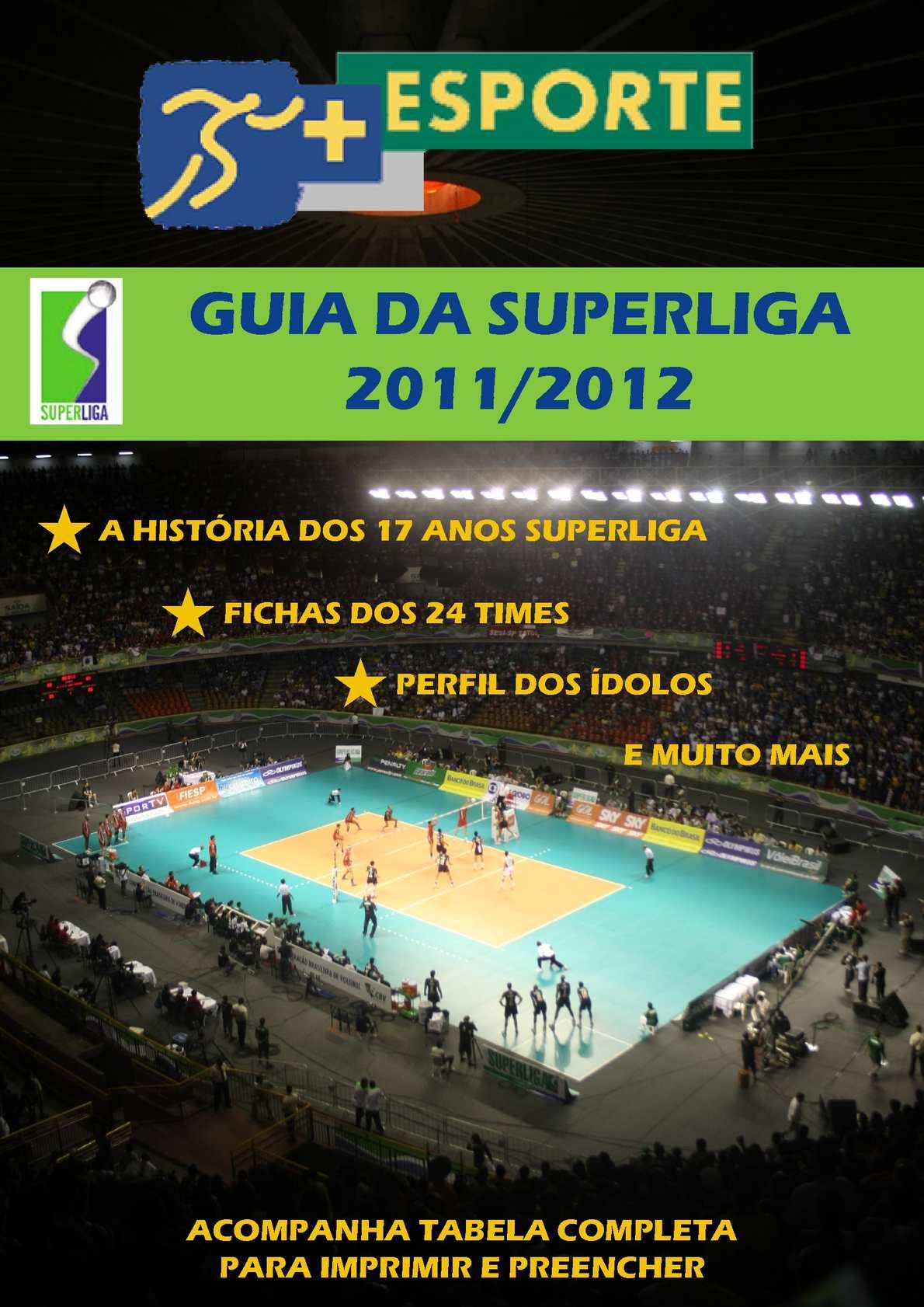 00b26542fd Calaméo - Guia da Superliga 2011 2012