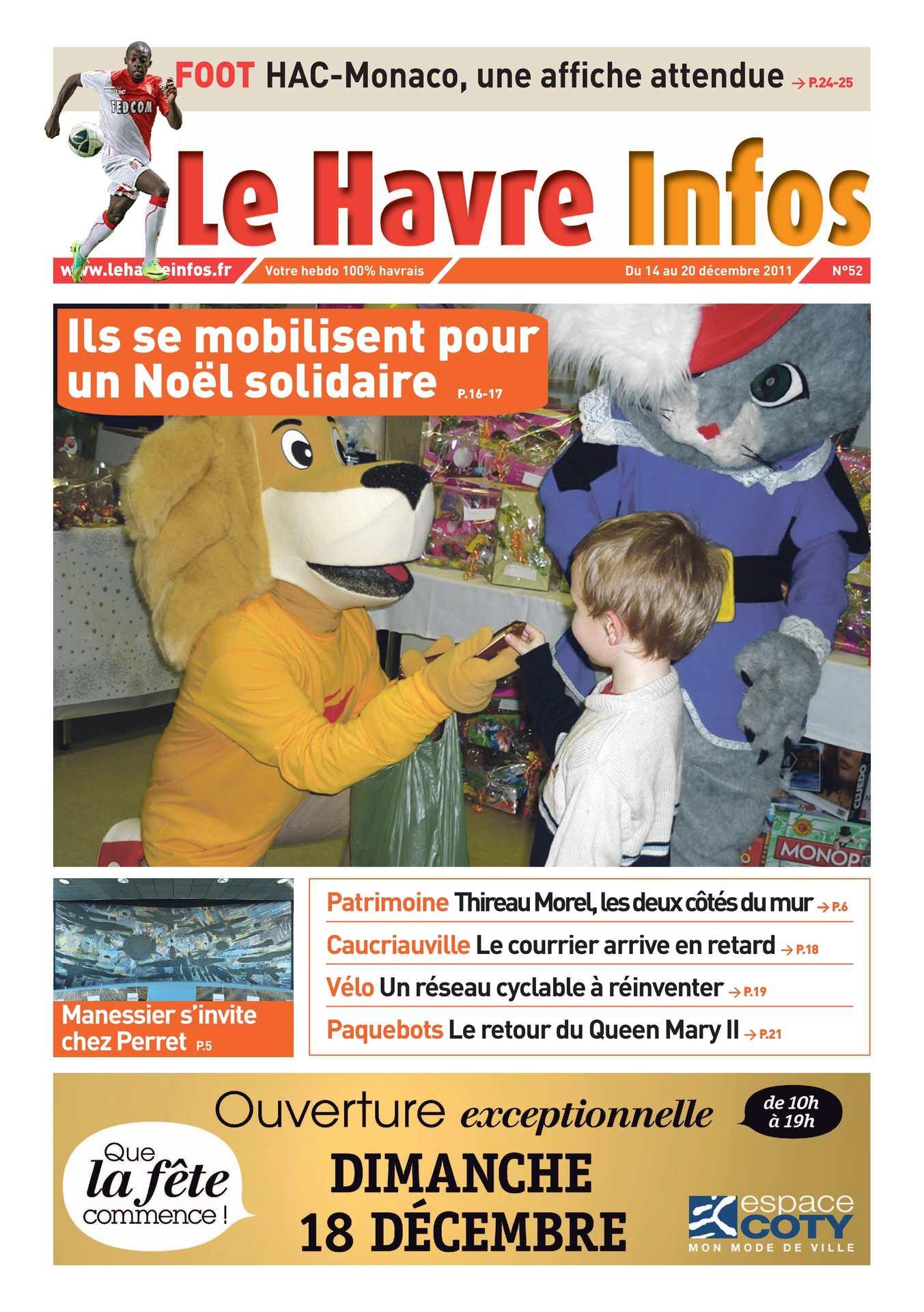dbe395ade6ba97 Calaméo - Le Havres Infos n°52