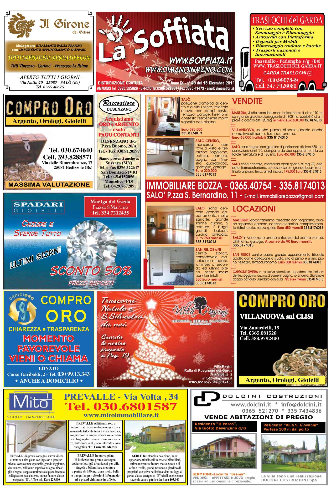 Calaméo - La Soffiata 15 12 2011 01b5bbae5f29