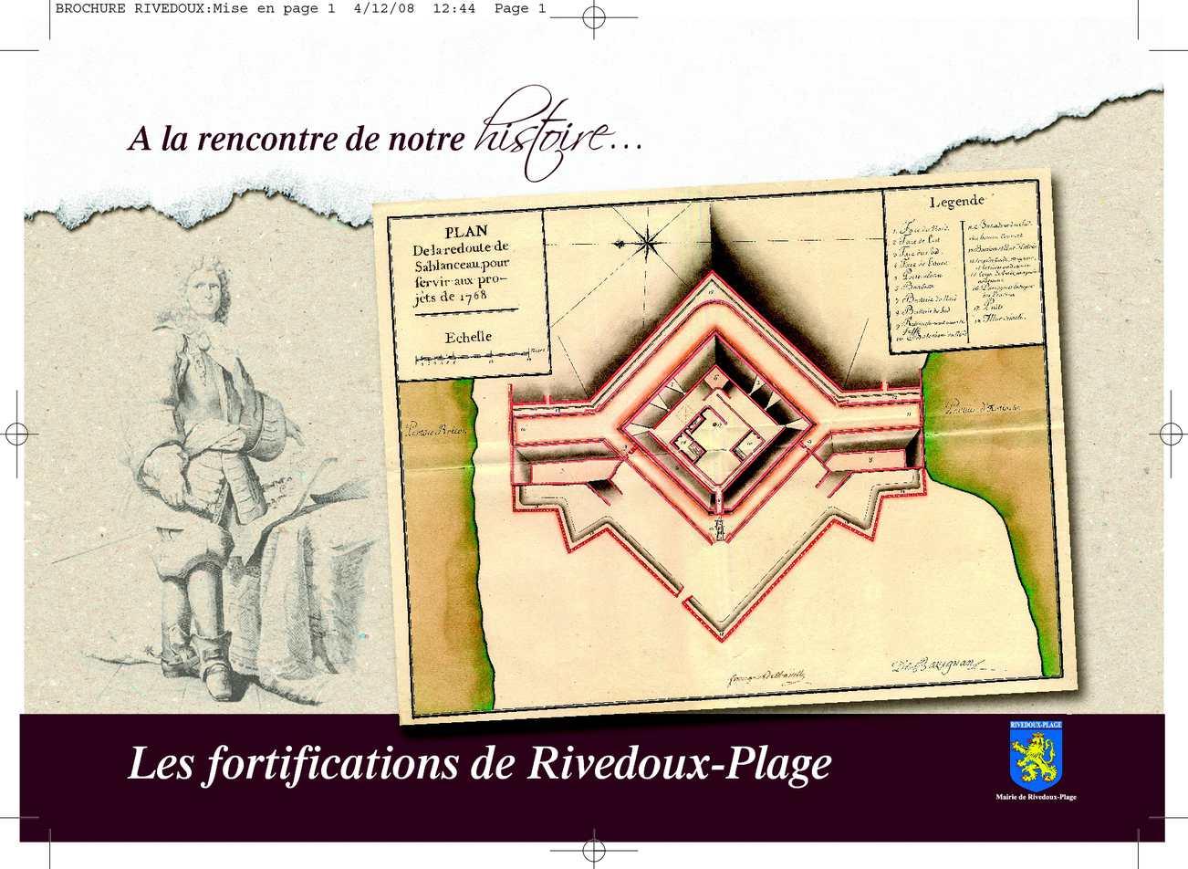 Livret La Redoute de Rivedoux-Plage