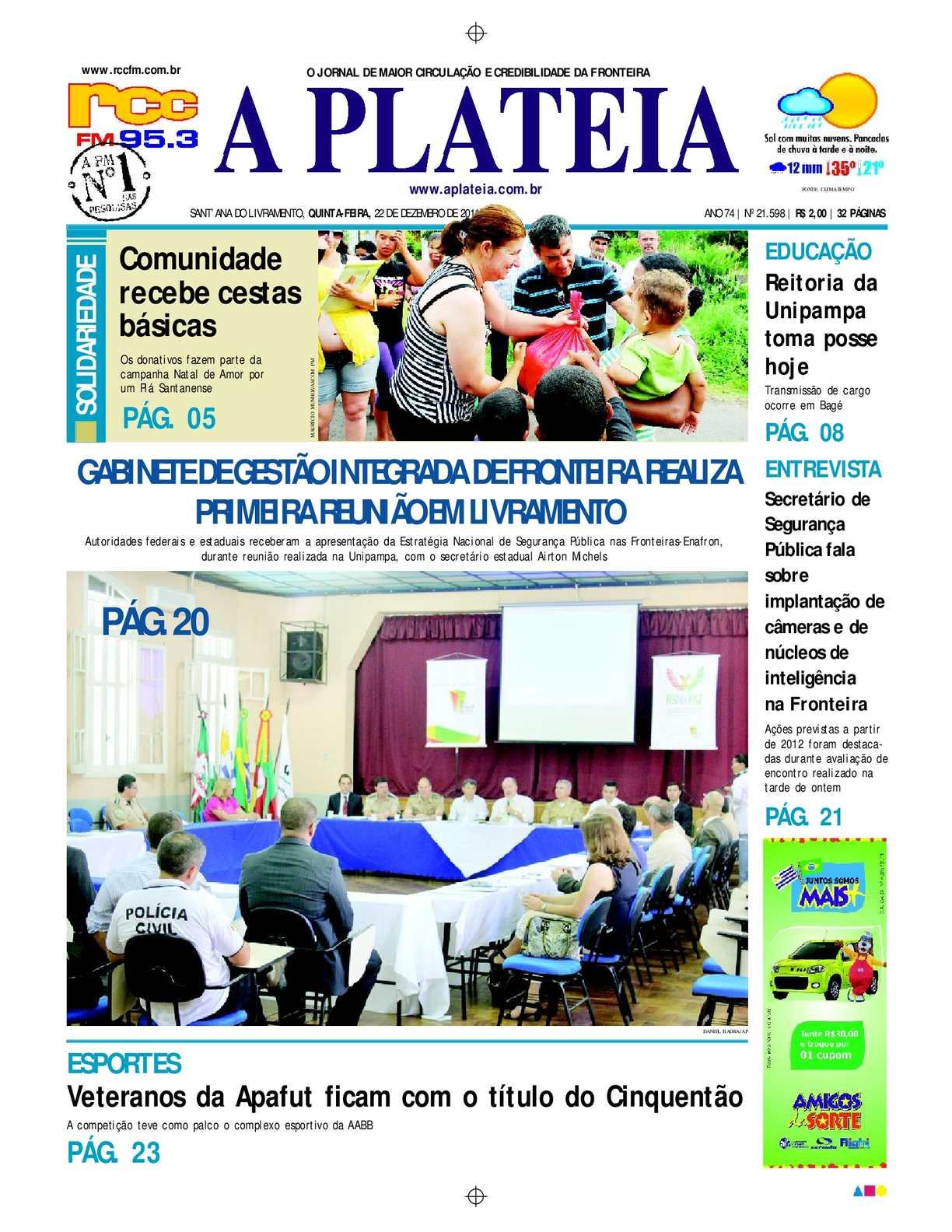 258b295088 Calaméo - Quinta-Feira 22 12 11
