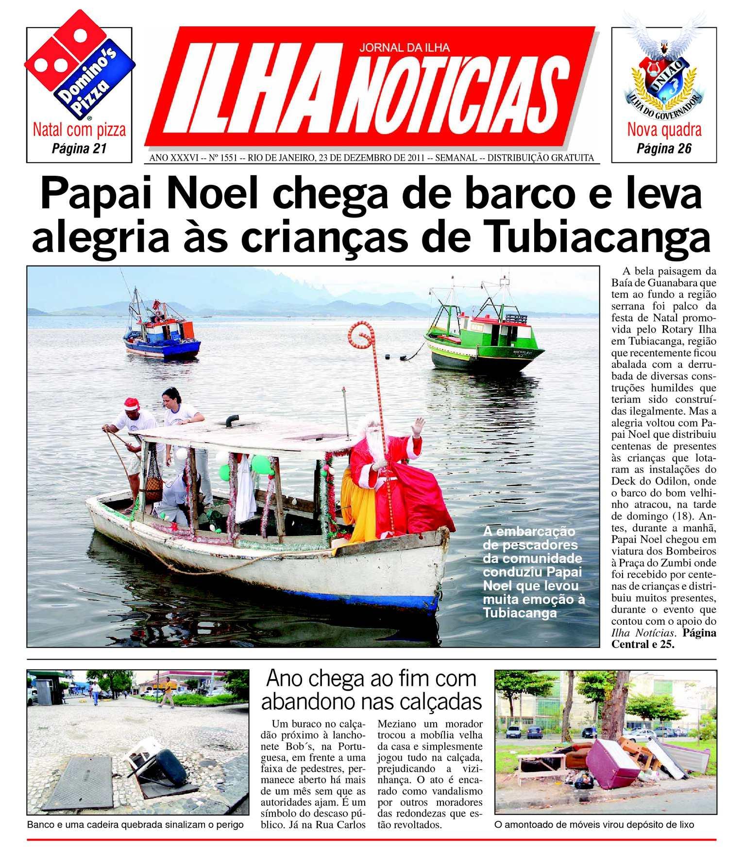 9da98e5cb93 Calaméo - Jornal Ilha Notícias - Edição 1551 - 23 12 2011