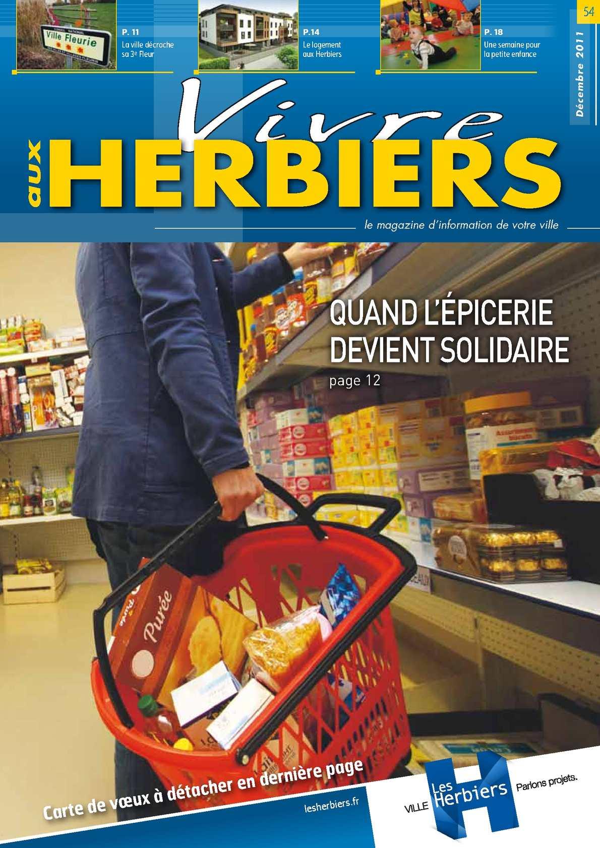 La Valise Rouge Les Herbiers calaméo - vivre aux herbiers n°54