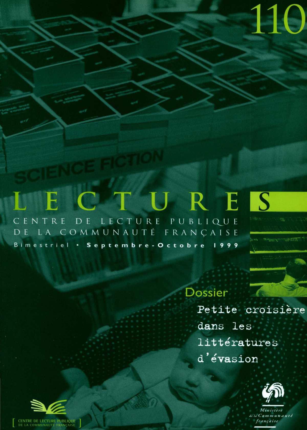 Calaméo Lectures 110 Septembre Octobre 1999