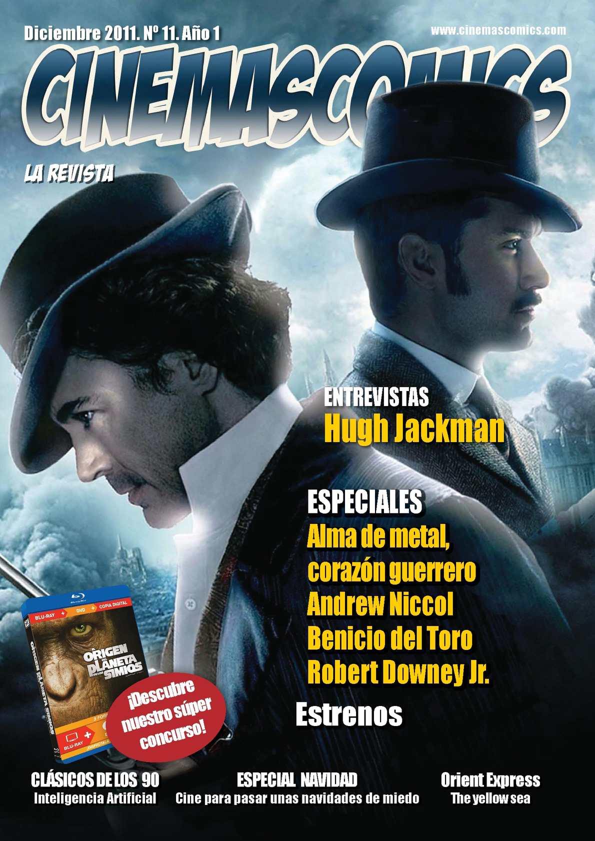 11 CinemascomicsLa Calaméo RevistaNº RevistaNº Calaméo 11 Calaméo CinemascomicsLa RevistaNº CinemascomicsLa wPnOX80k
