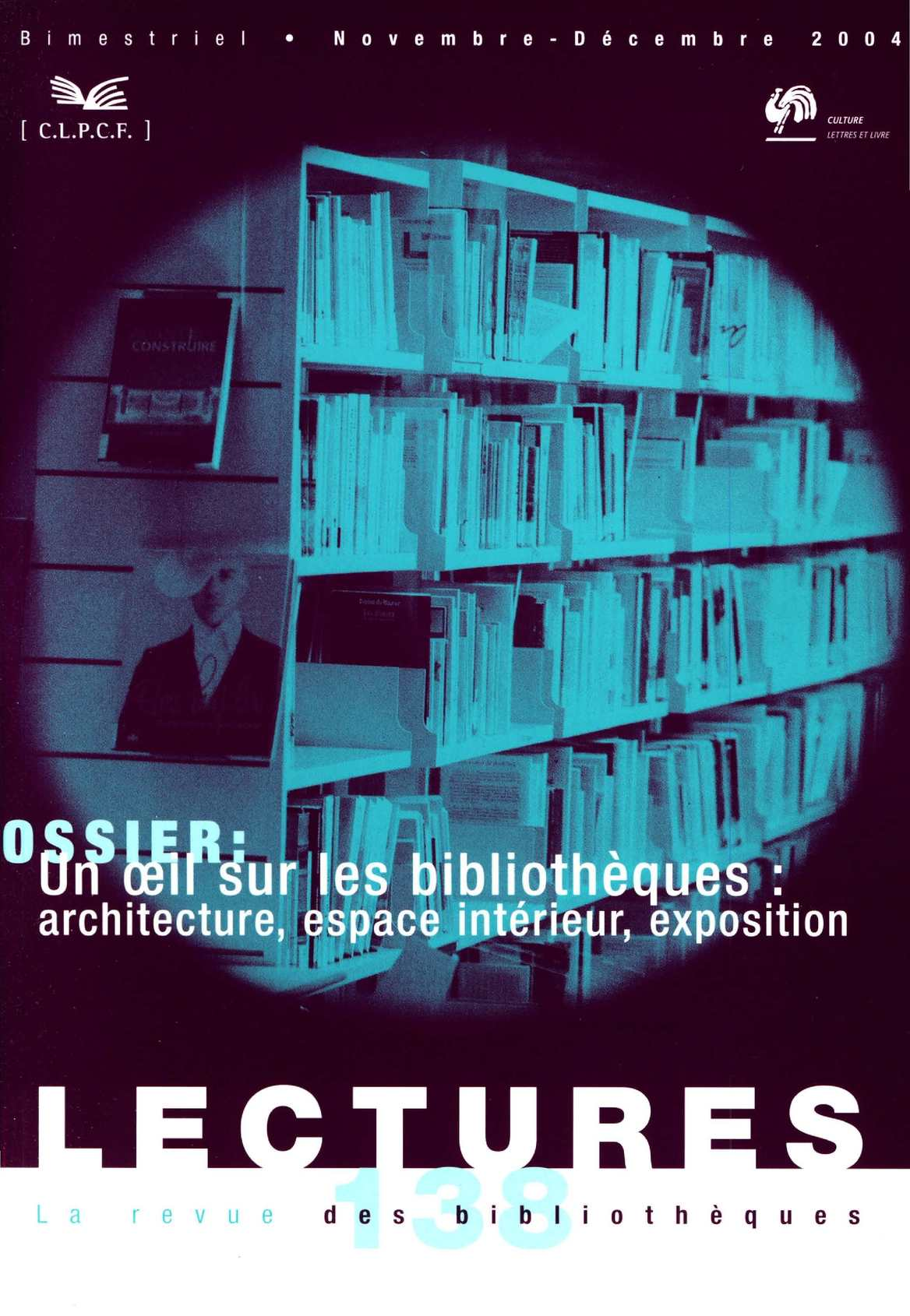 e30d4f15012dc3 Calaméo - Lectures, 138, novembre - décembre 2004