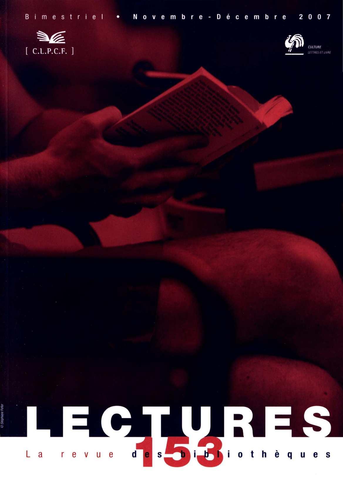 Calaméo Lectures 153 Novembre Décembre 2007