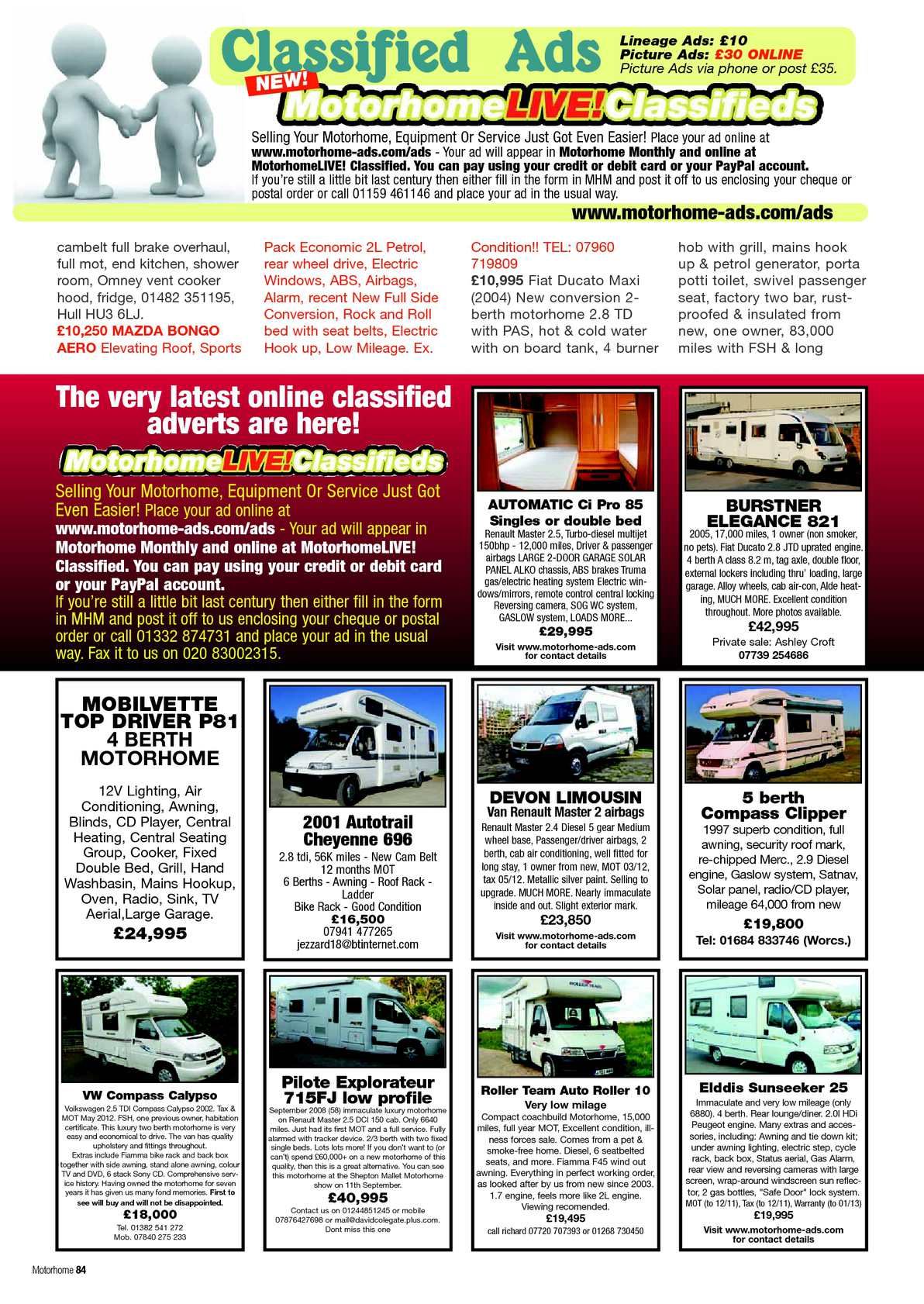 Feb 2012 Motorhome Monthly Magazine - CALAMEO Downloader