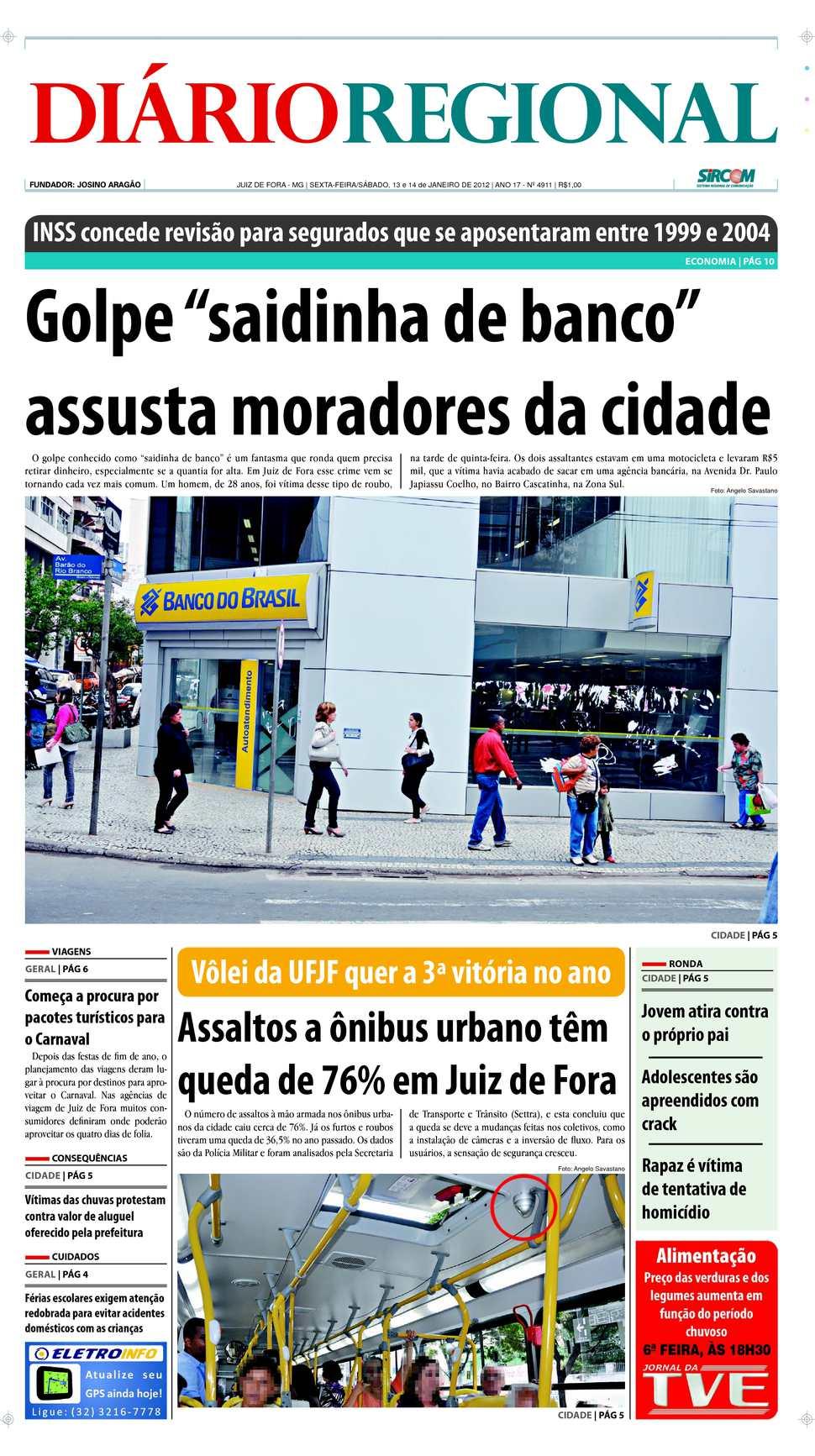 d0753995aa Calaméo - Edição 13 e 14 01 2012