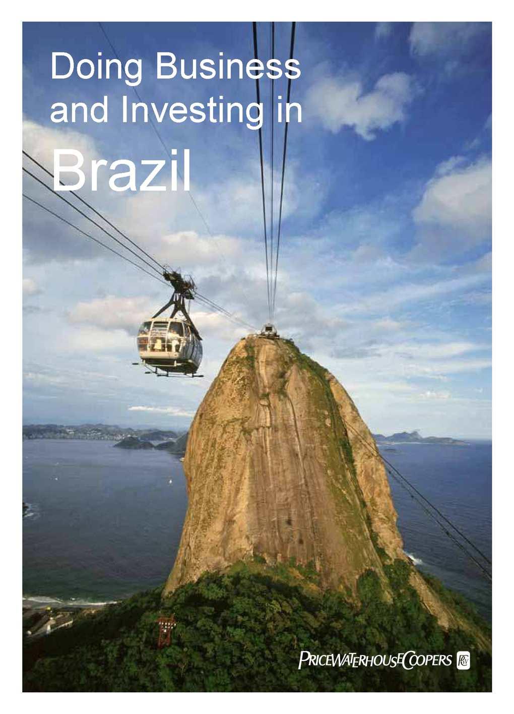 The Case For Investing In Brazil