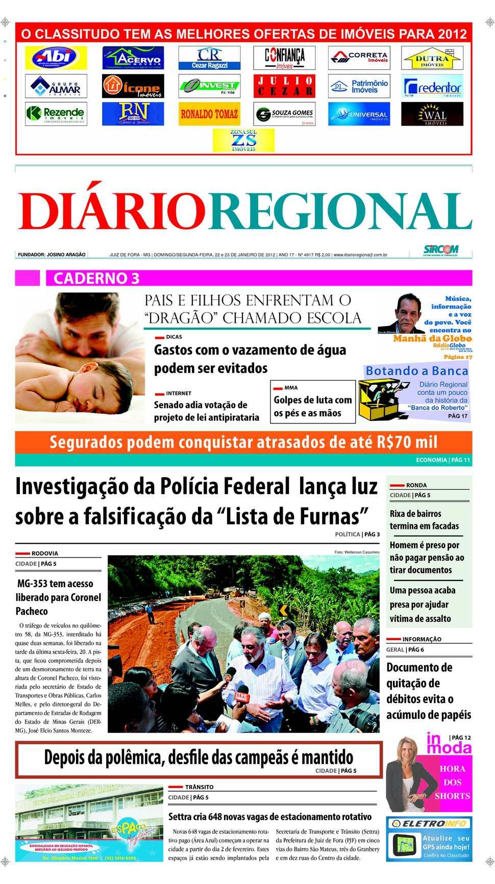 Calaméo - Edição 22 e 23 01 2012 4412cb45be