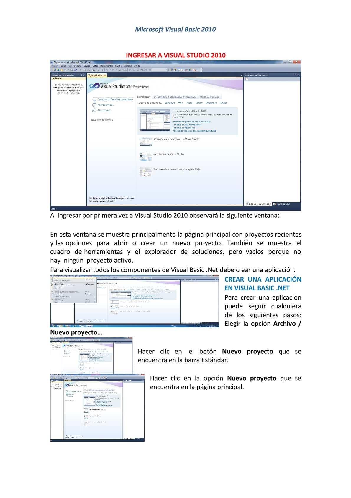 Calaméo - Visual Basic 2010