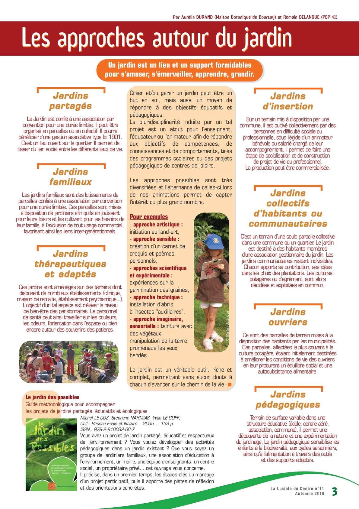 Jardin D Avenir Calameo Downloader