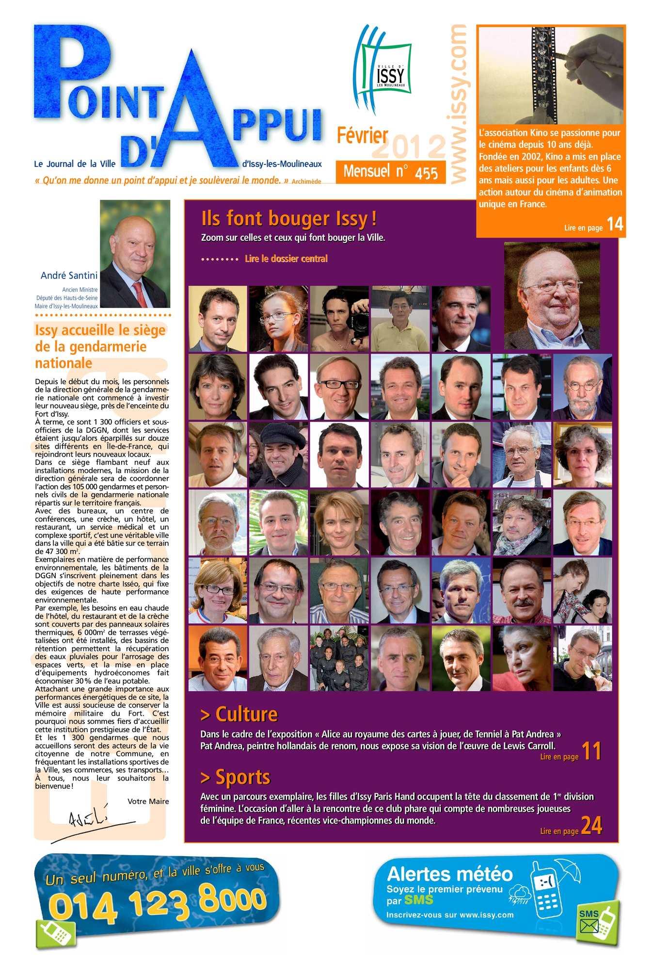 rencontre de la performance énergétique 2012