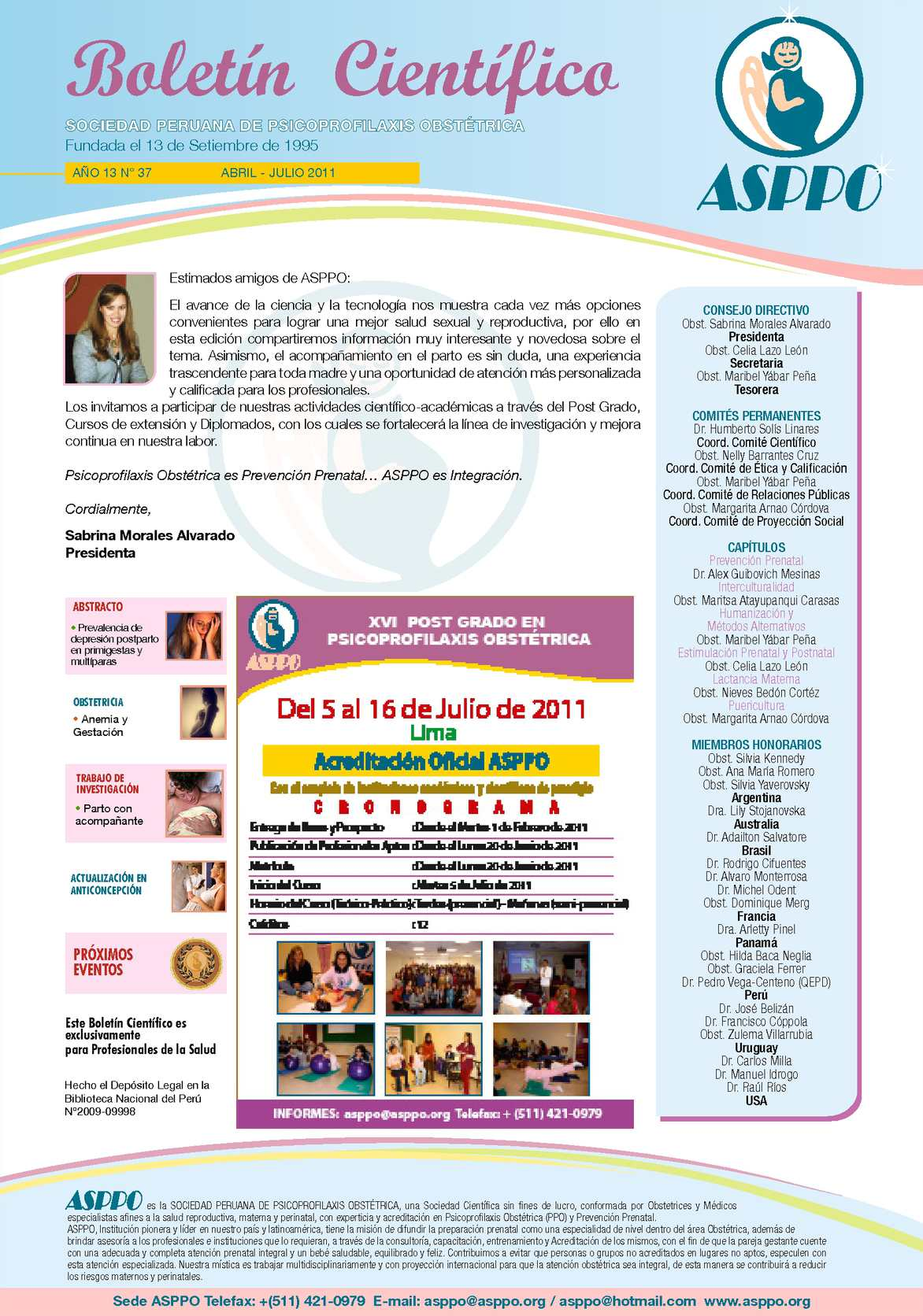38360f433f Calaméo - Boletín Científico Año 13 N° 37 Abril- Julio 2011