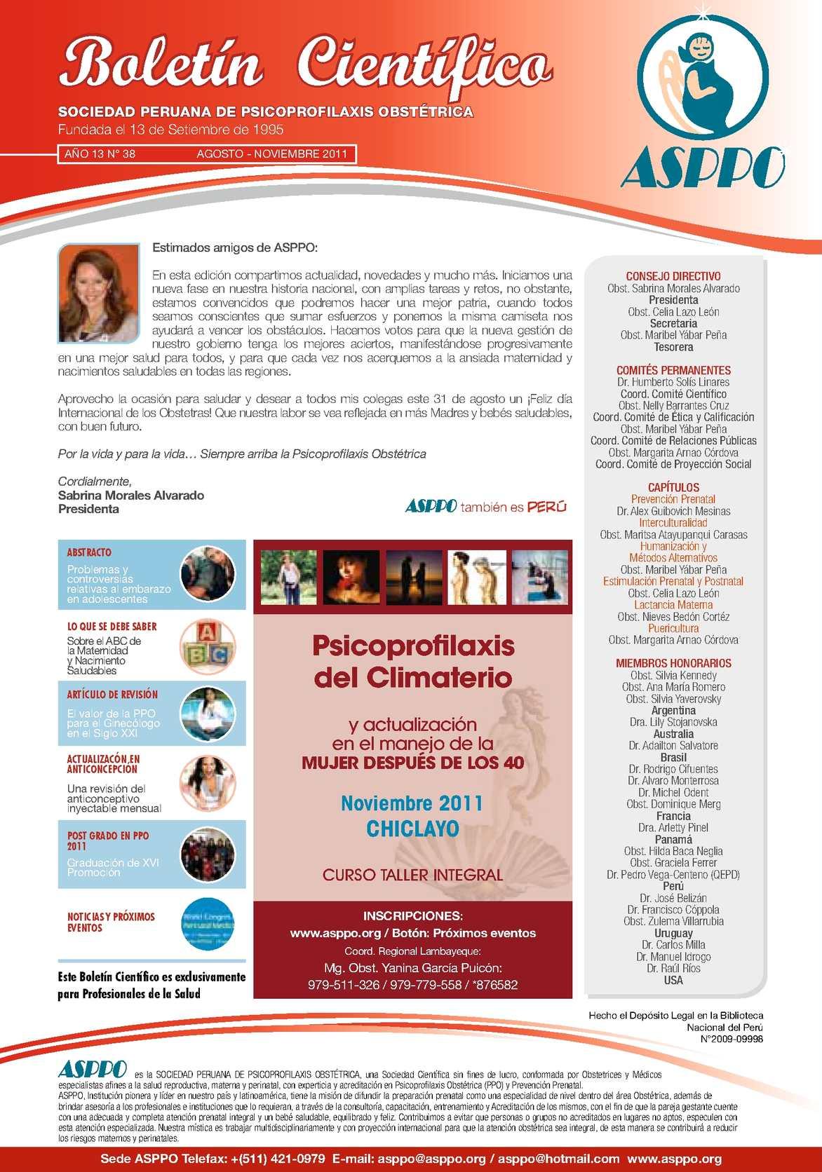 9409cc0eae Calaméo - Boletín Científico Año 13 N° 38 Agosto- Noviembre 2011