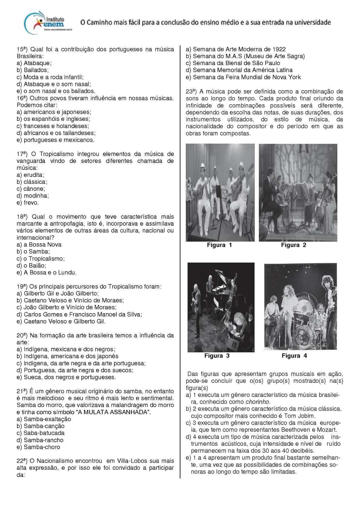 Material de Artes Instituto Enem - CALAMEO Downloader