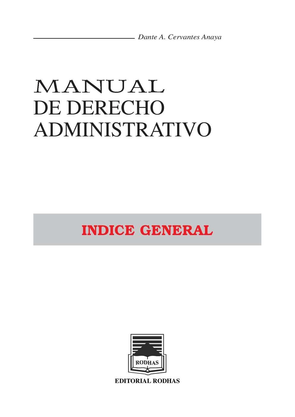 Calaméo Manual De Derecho Administrativo