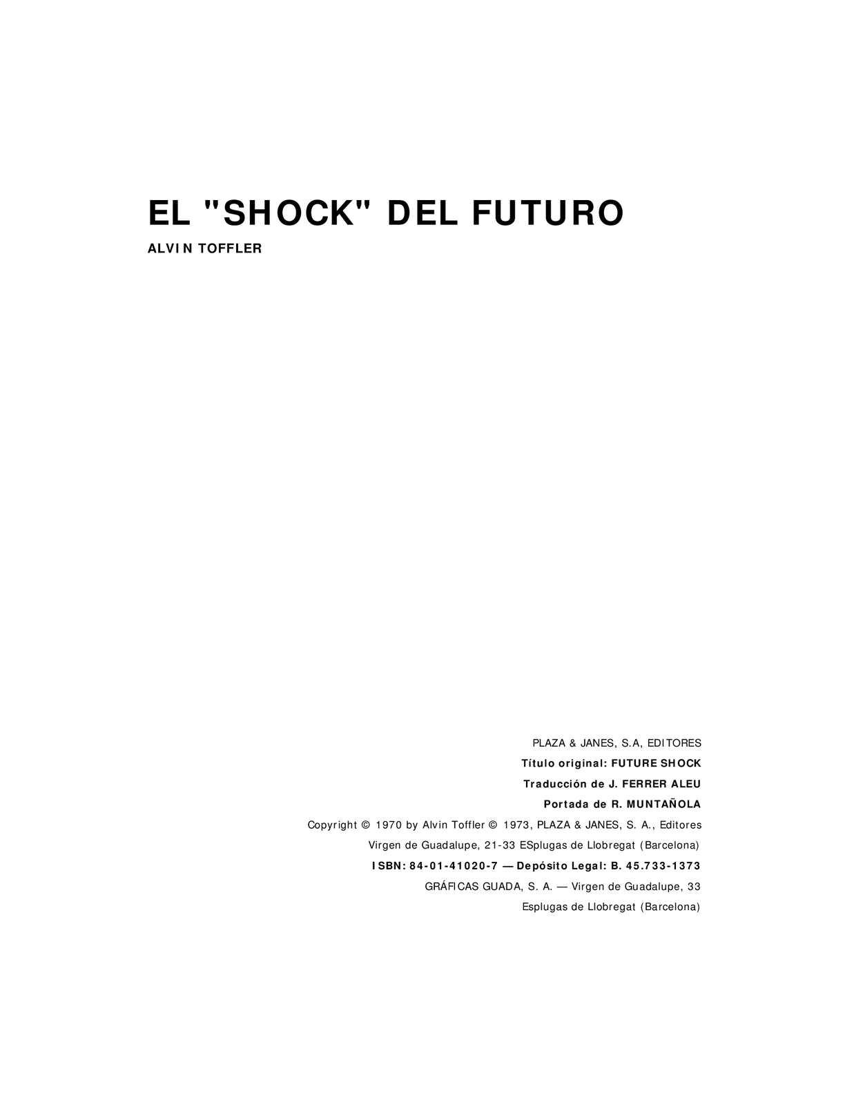 Shock Del Del Calaméo Shock El El Calaméo Futuro El Shock Futuro Calaméo wPZOukXiT