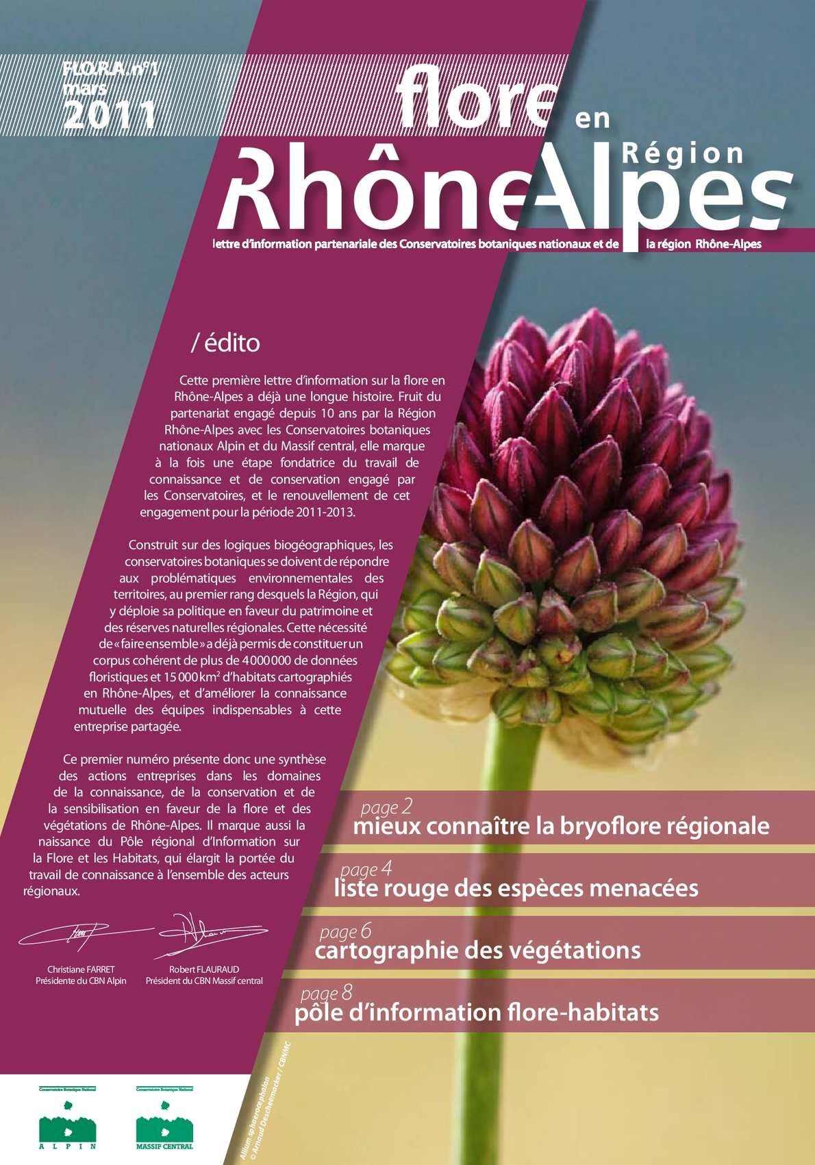 Calaméo - FLO.R.A. Flore en Rhône-Alpes n°1 - mars 2011 e2467642210
