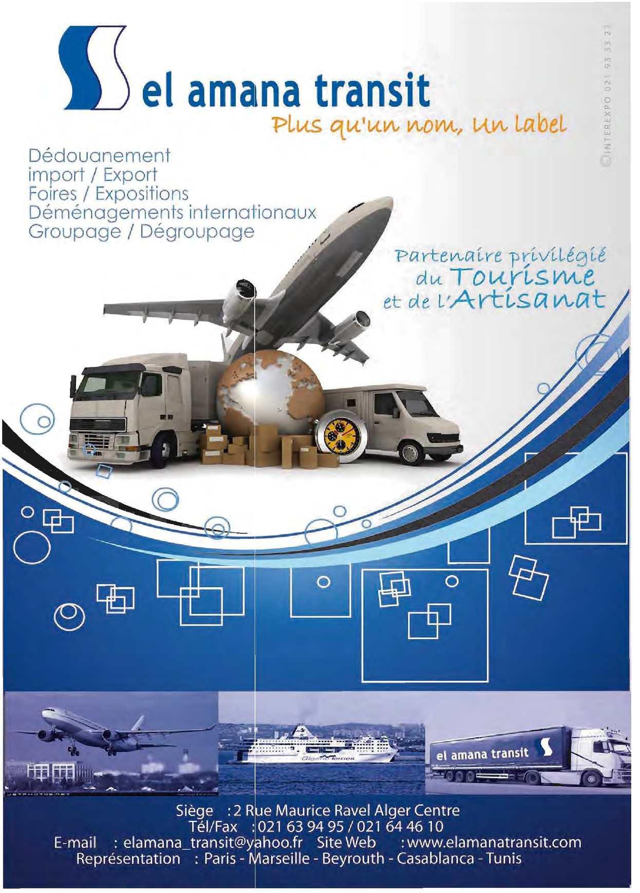 rencontres export 2012