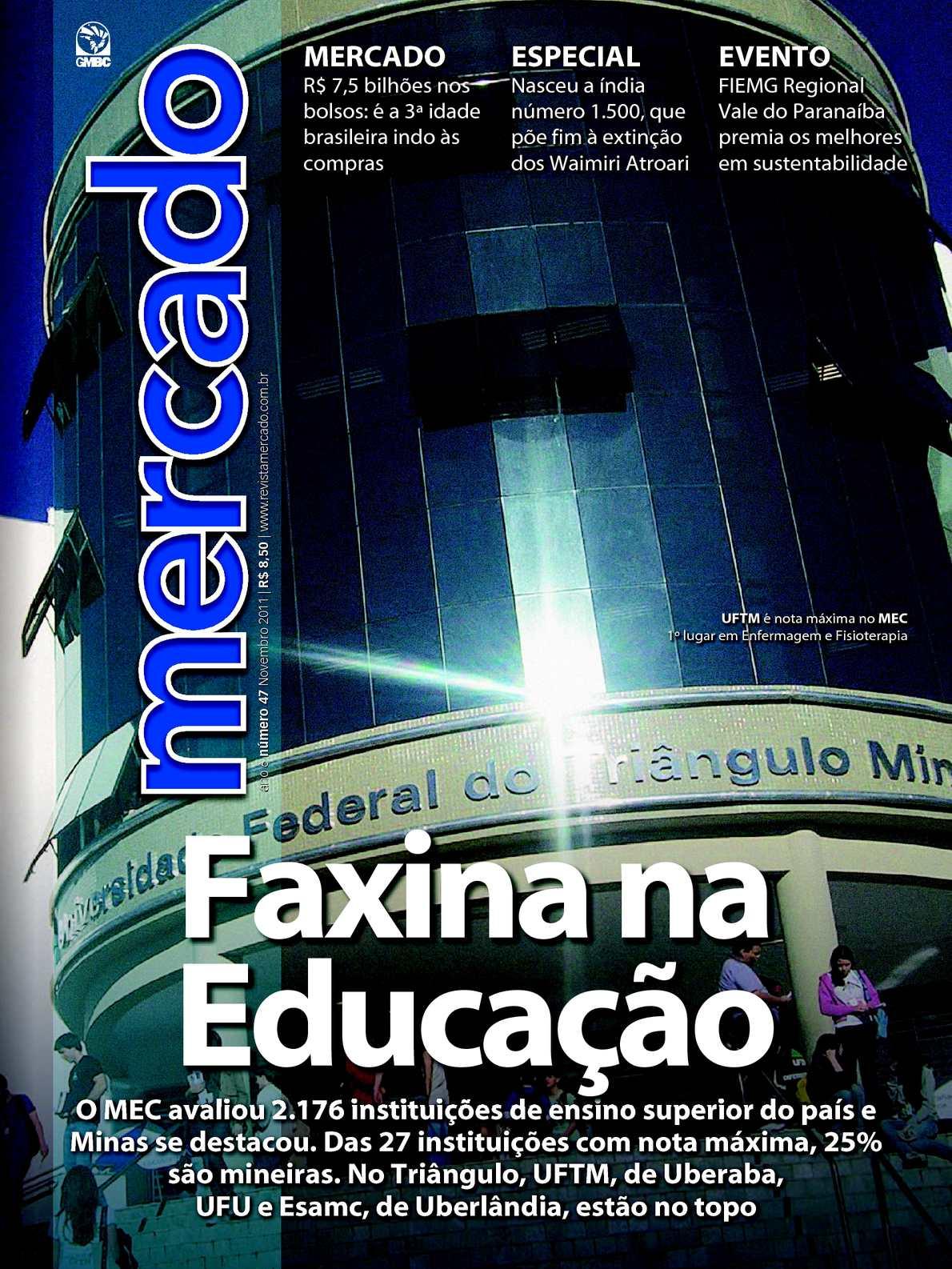 cd49c592e Calaméo - Revista MERCADO 47