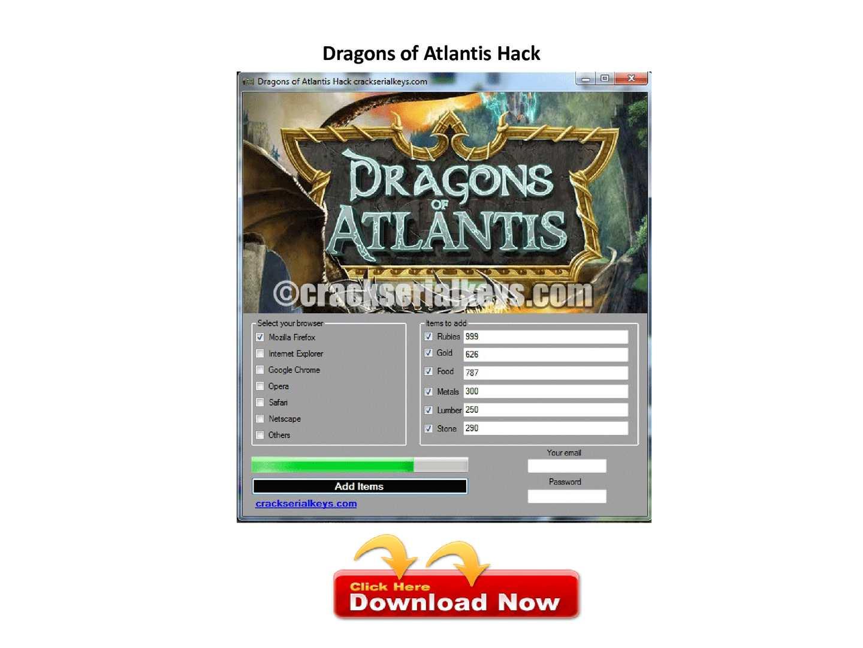 Calaméo Dragons Of Atlantis Hack Cheat Bot Tool Facebook Unlimited Rubies Gold Lumber Stone Metals