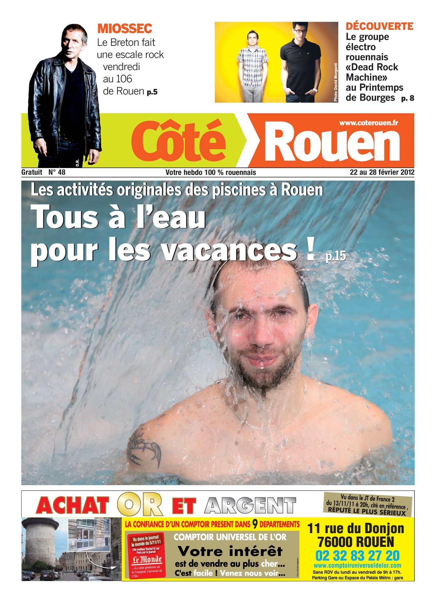 Calaméo - Côté Rouen n°48 393ebd5f6e57
