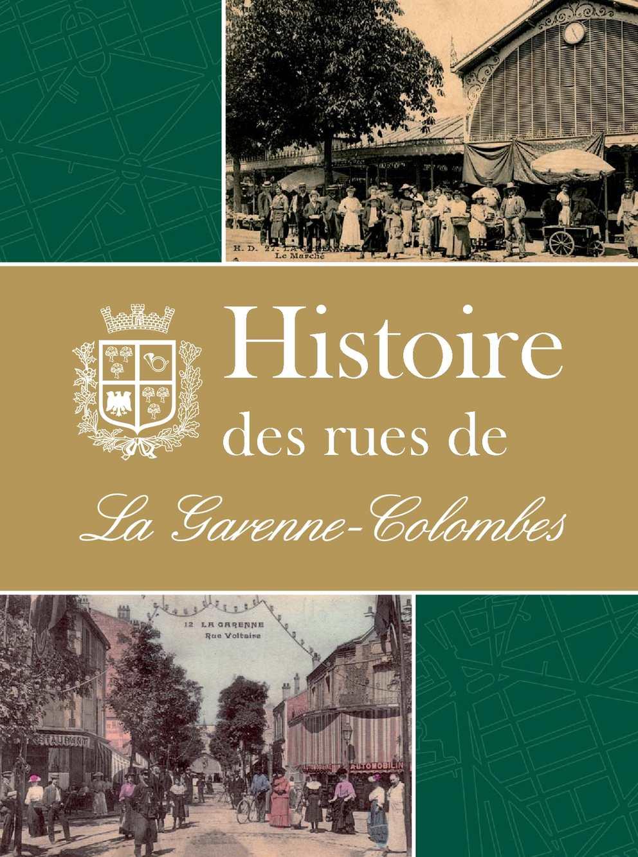 Livre des noms de rues de La Garenne