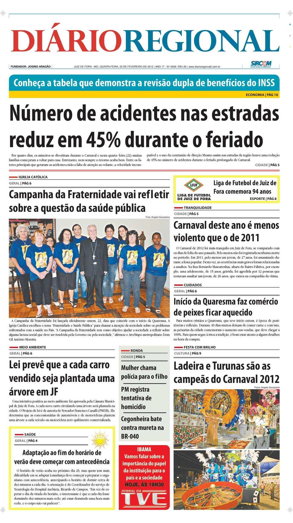 Calaméo - Edição 23 02 2012 4a5eb7d0d46f3