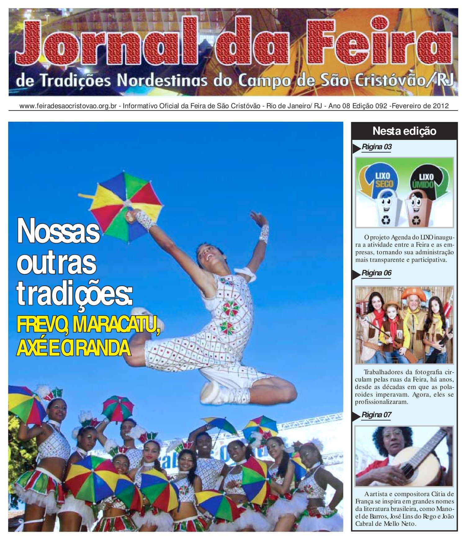 f3ac1d9df Calaméo - Jornal da Feira - Ed.92