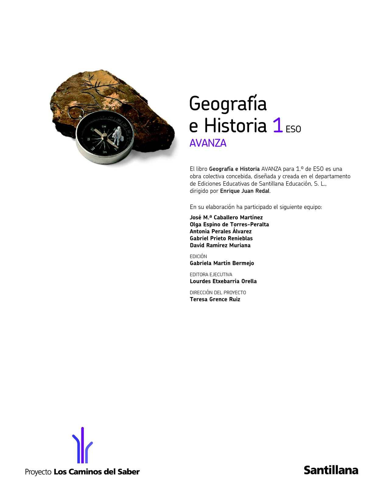 geografía e historia 3 eso anaya pdf