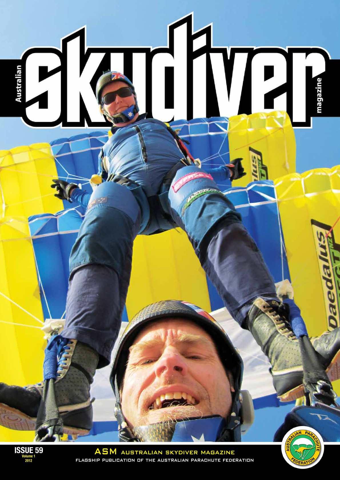 Jc Lewis Ford >> Calaméo - Australian SKYDIVER Magazine Issue 59