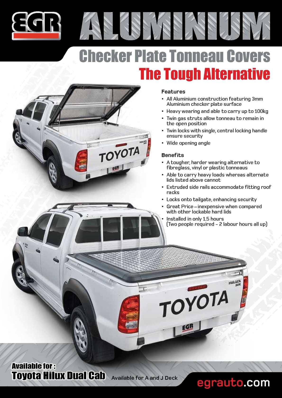 Calameo Toyota Hilux Alum Tc Flyer