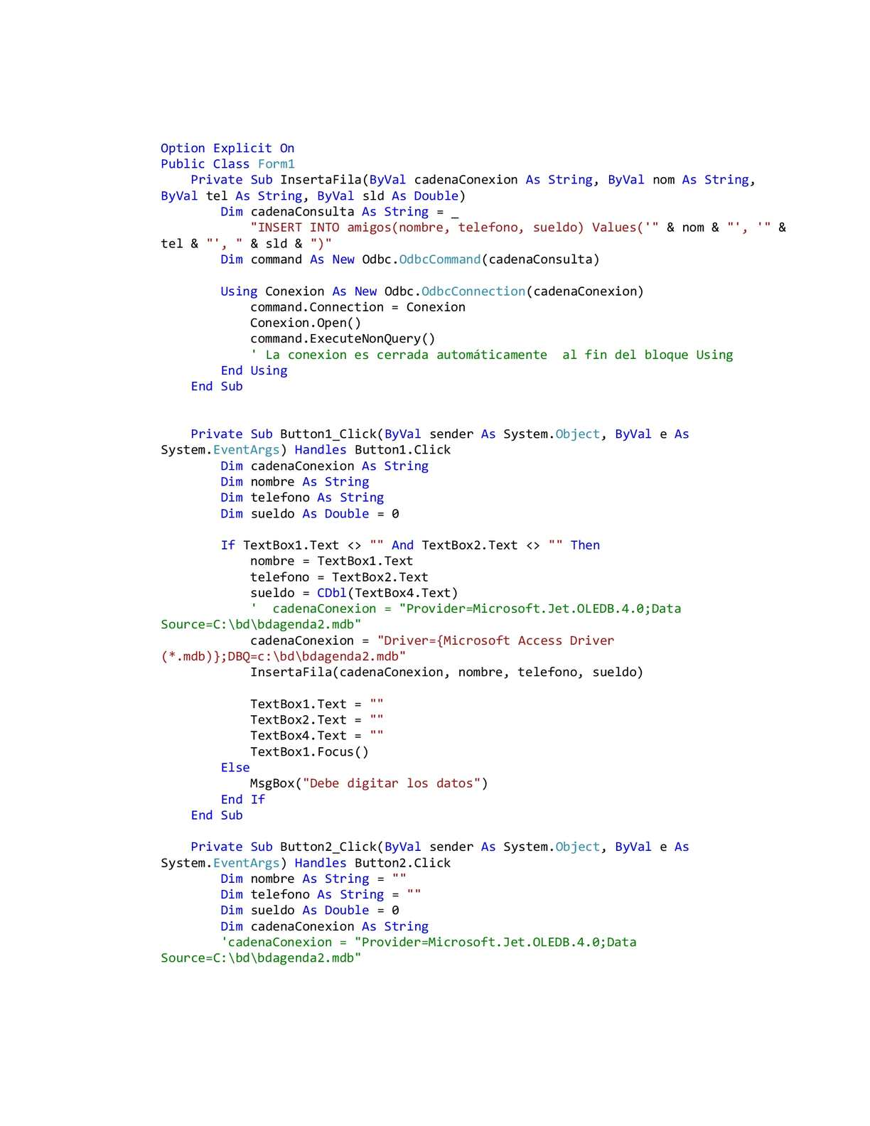 MANUAL VISUAL BASIC 2010 - CALAMEO Downloader