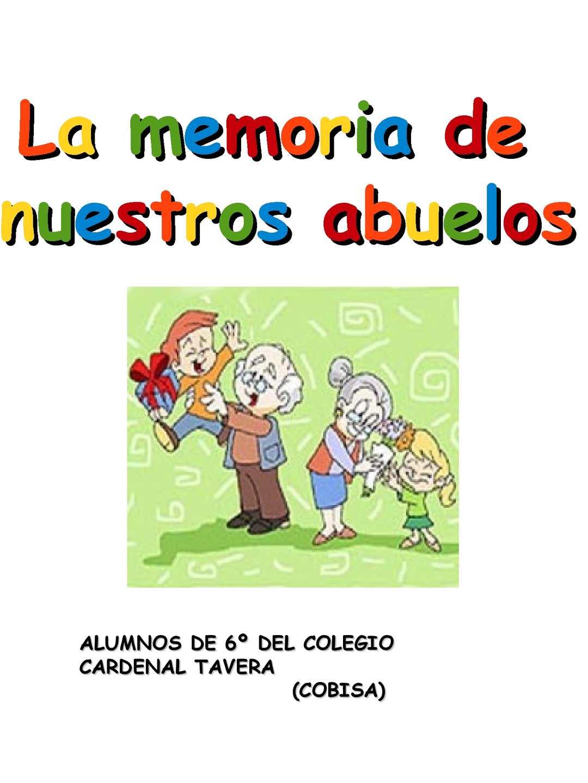 Calameo La Memoria De Nuestros Abuelos