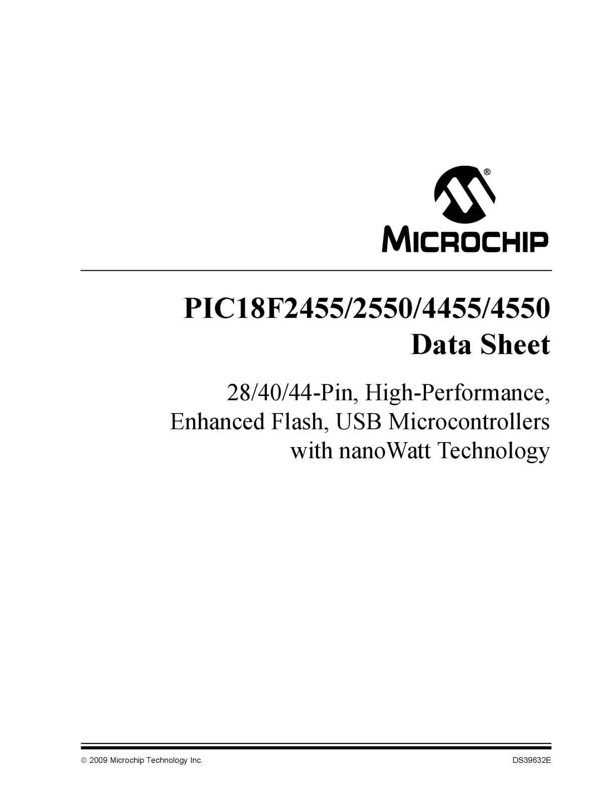 Calaméo - El microcontrolador pic18f4550