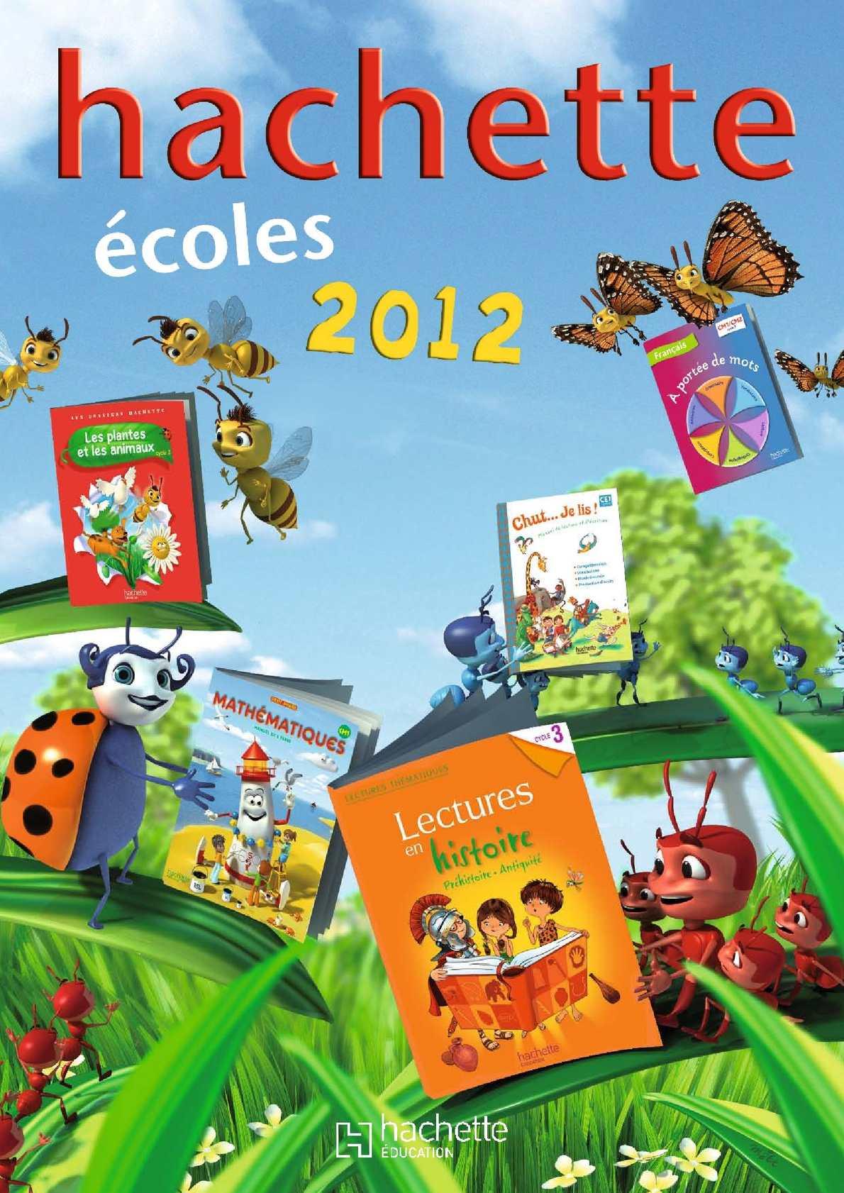 Calameo 06 Catalogue Hachette 2012
