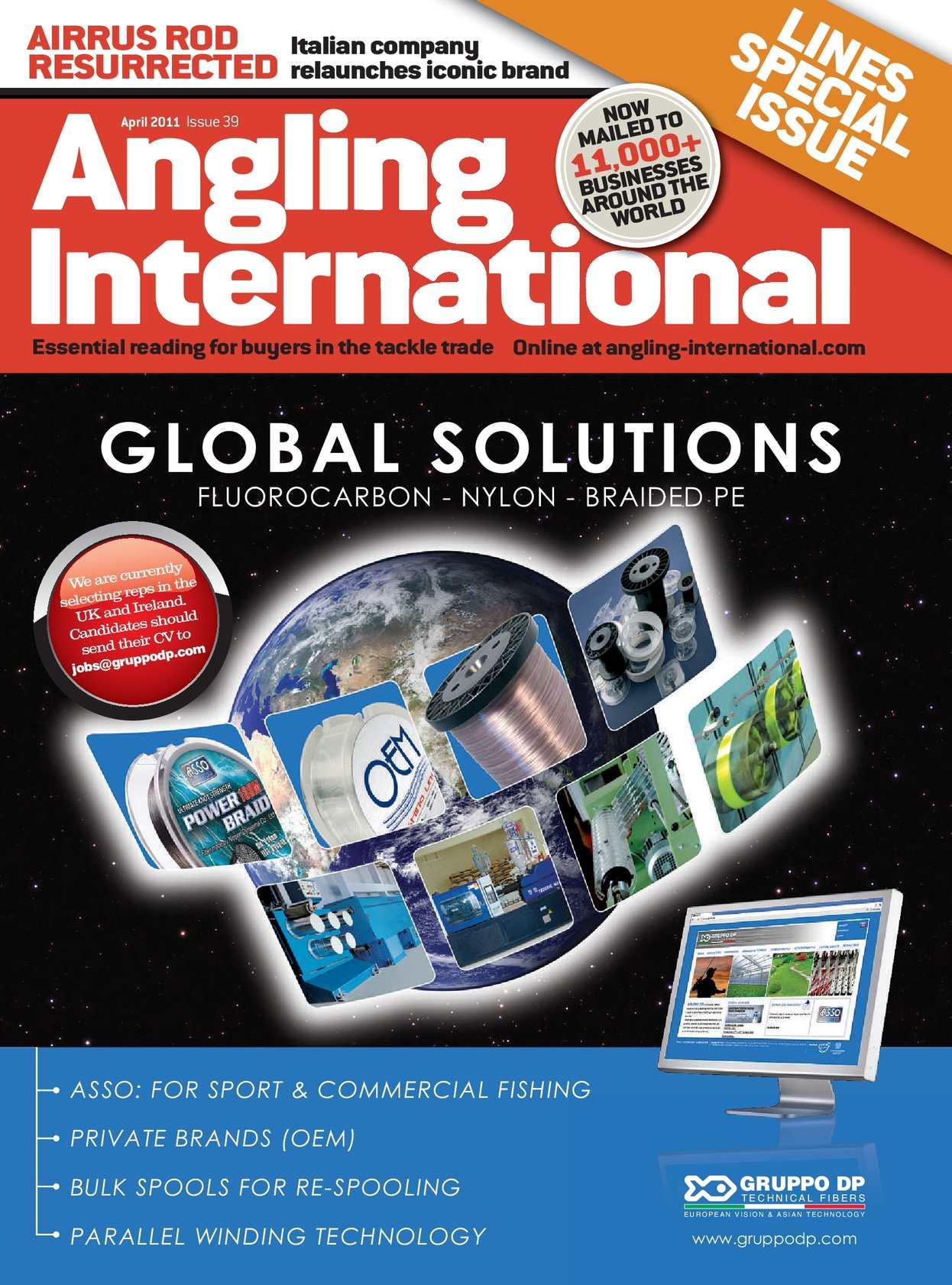 477b6c48621 Calaméo - Angling International - April 2011 - Issue 39