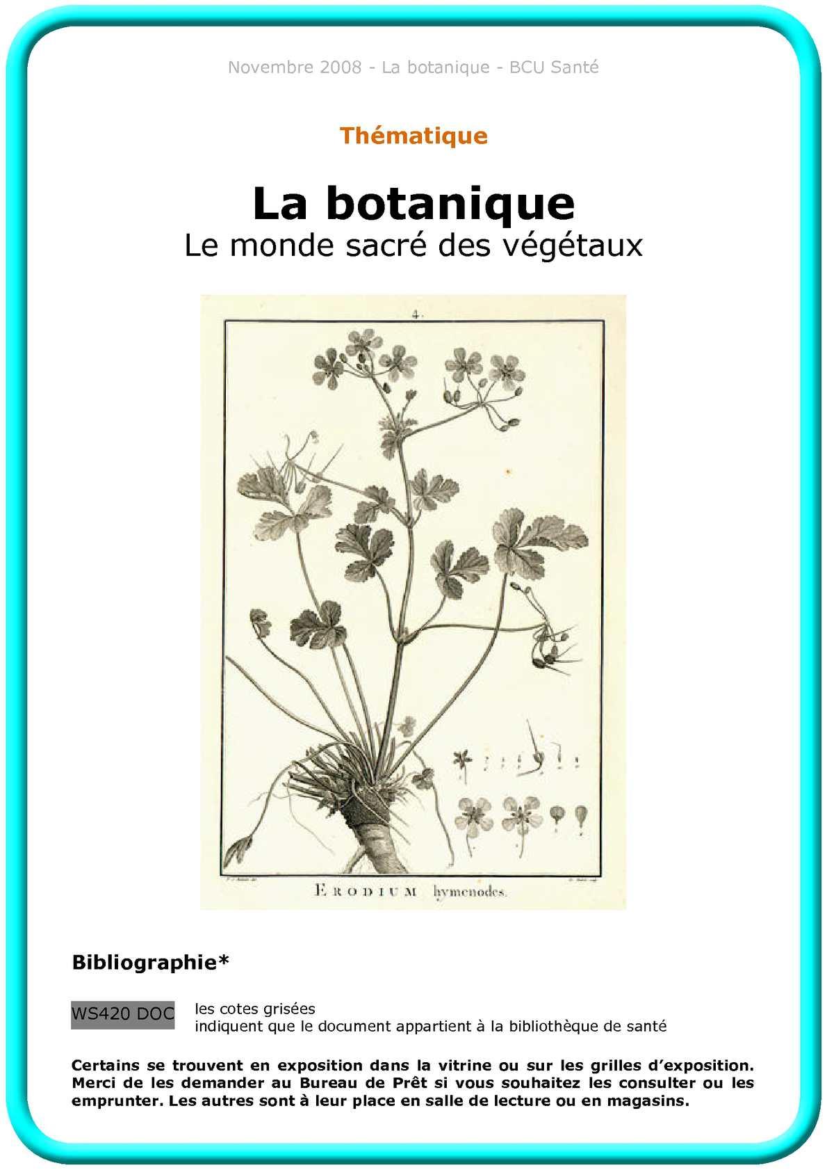 Potager 3 Etages Botanic calaméo - la botanique