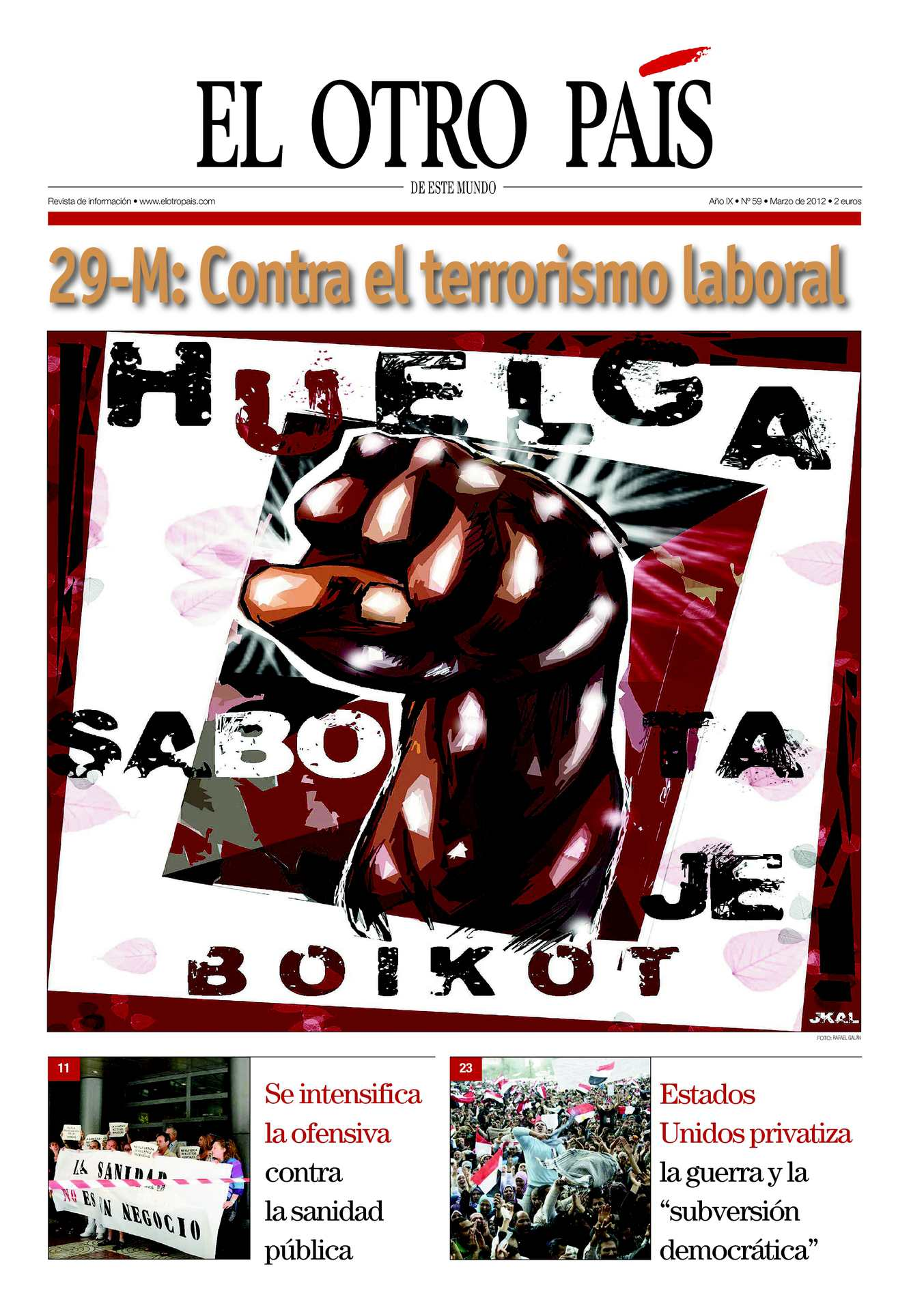 Calaméo 59 De El 2012 Nº Otro Marzo País dBtsrhCoQx