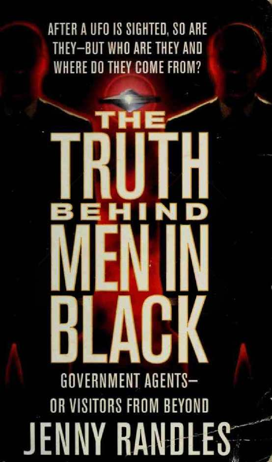 Calamo Jenny Randles The Truth Behind Men In Black