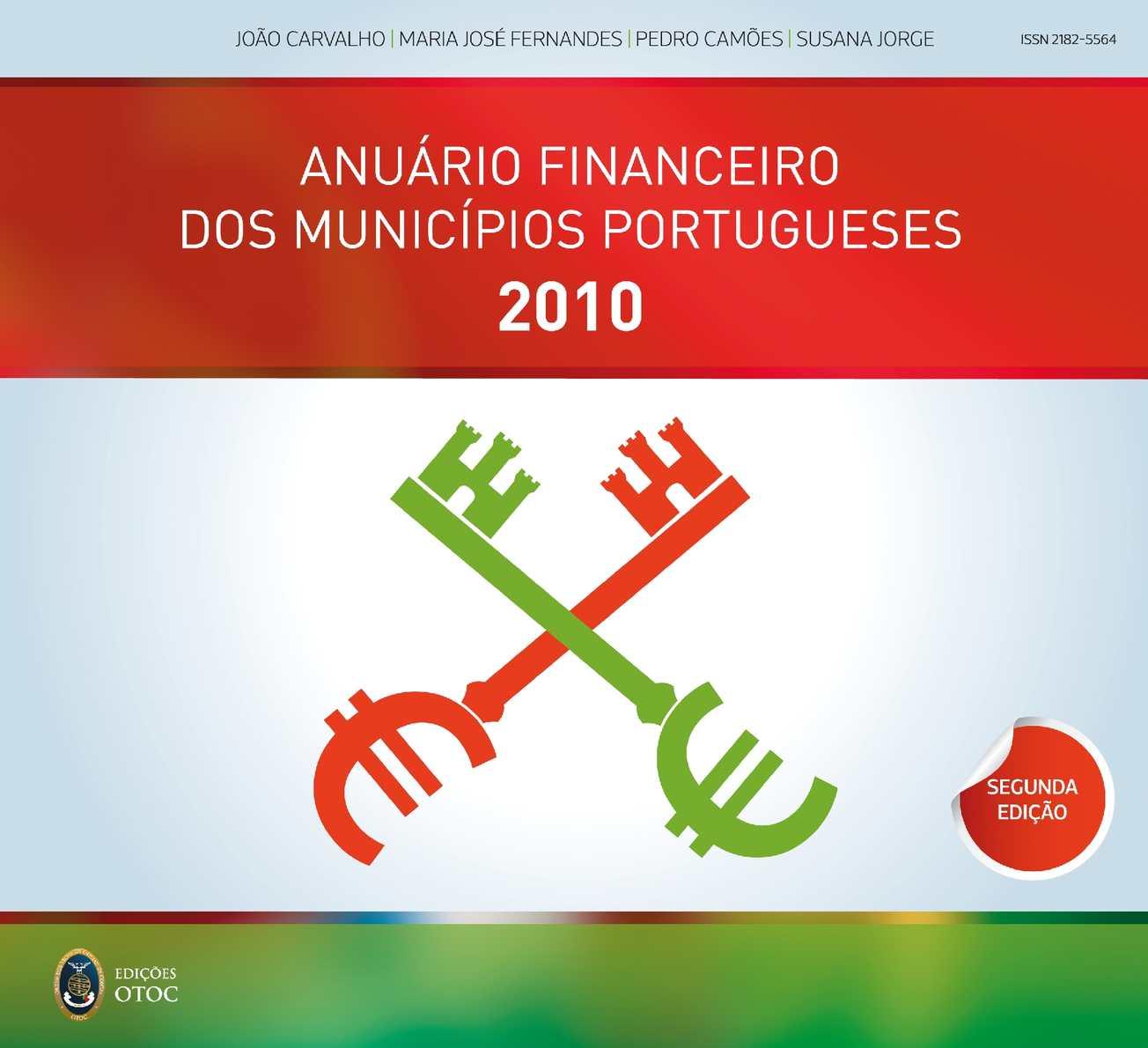 1a2220931 Calaméo - Anuário Financeiro dos Municípios Portugueses - 2010