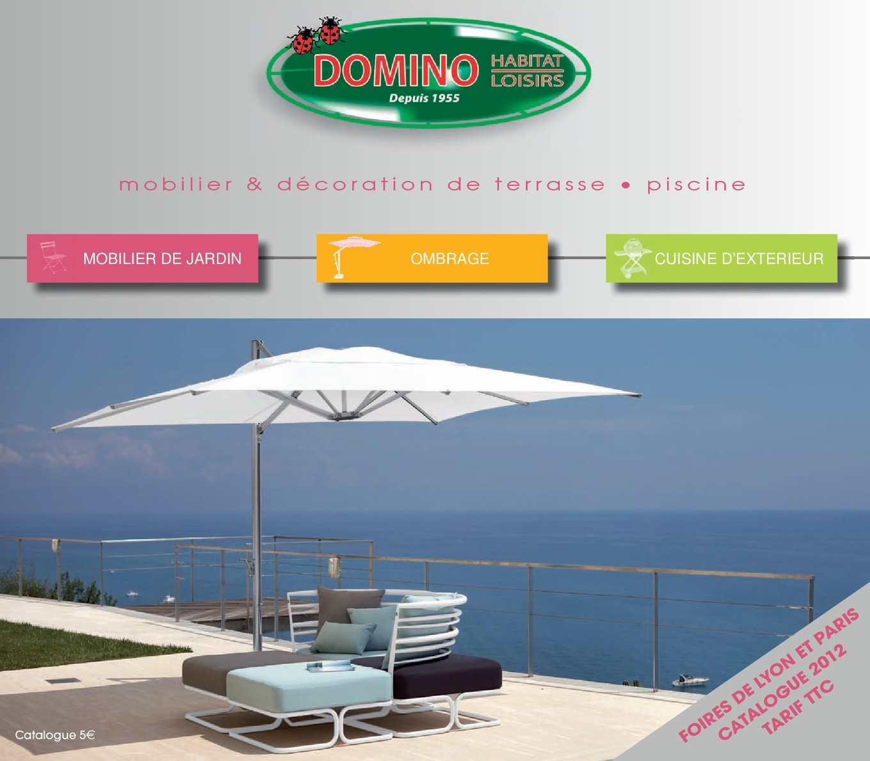Calaméo Habitat Catalogue Loisirs 2012 Domino 8PXNnO0wk