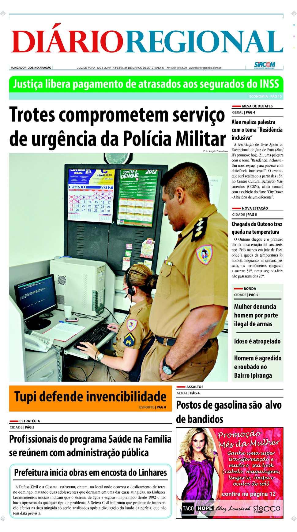 Calaméo - Edição 21 03 2012 81ccaa129fad1