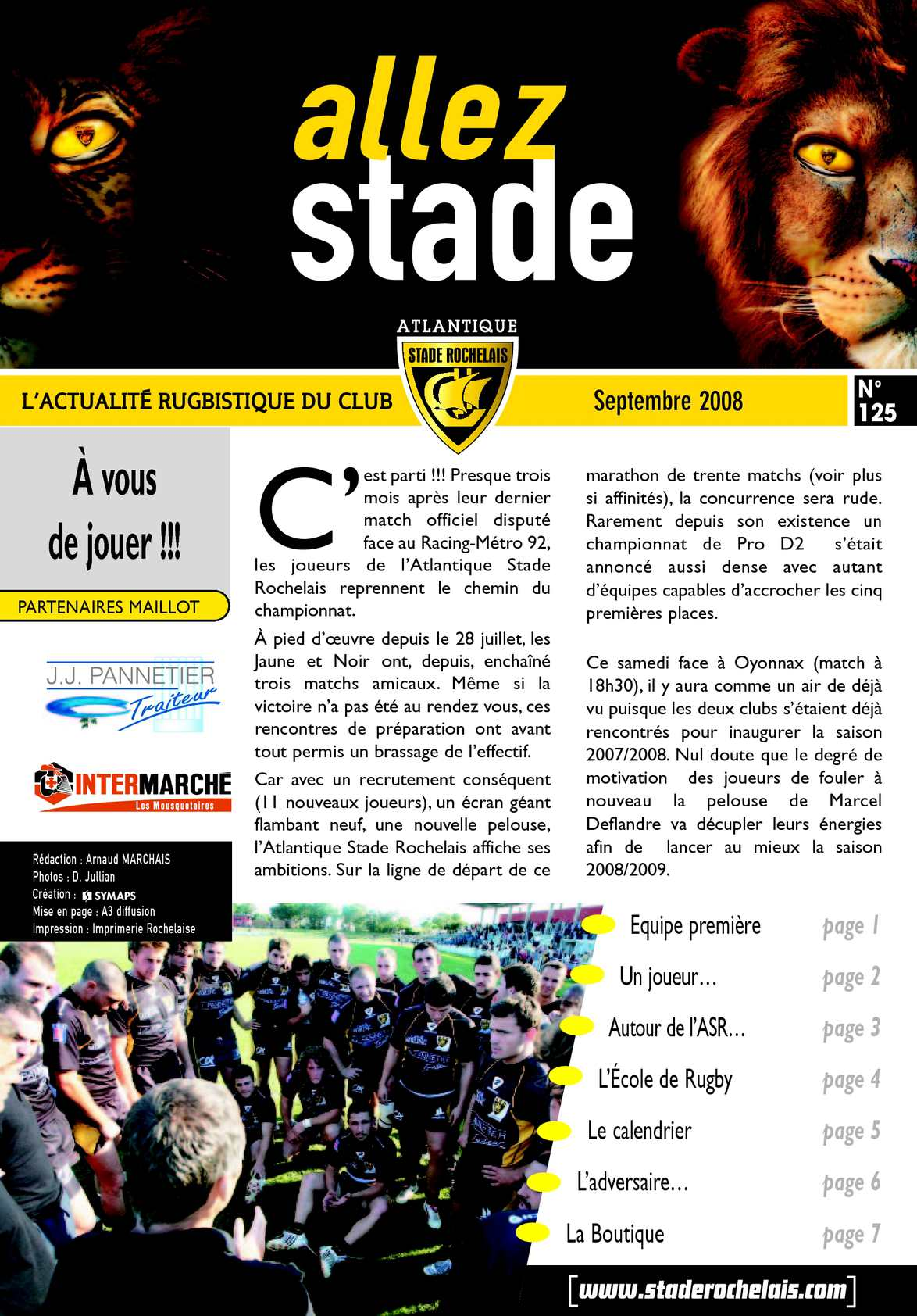Calaméo - Allez Stade n°125 b3d4f4501c93