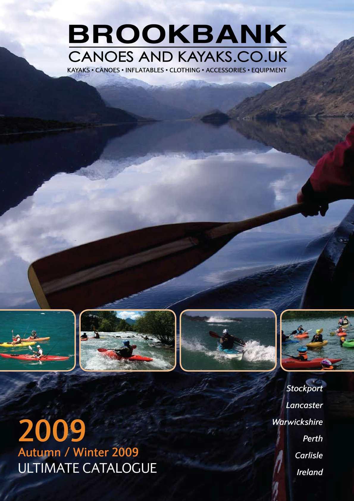 Watersports Peak UK Split Stern Airbags Brand New Ideal for Canoe Kayak