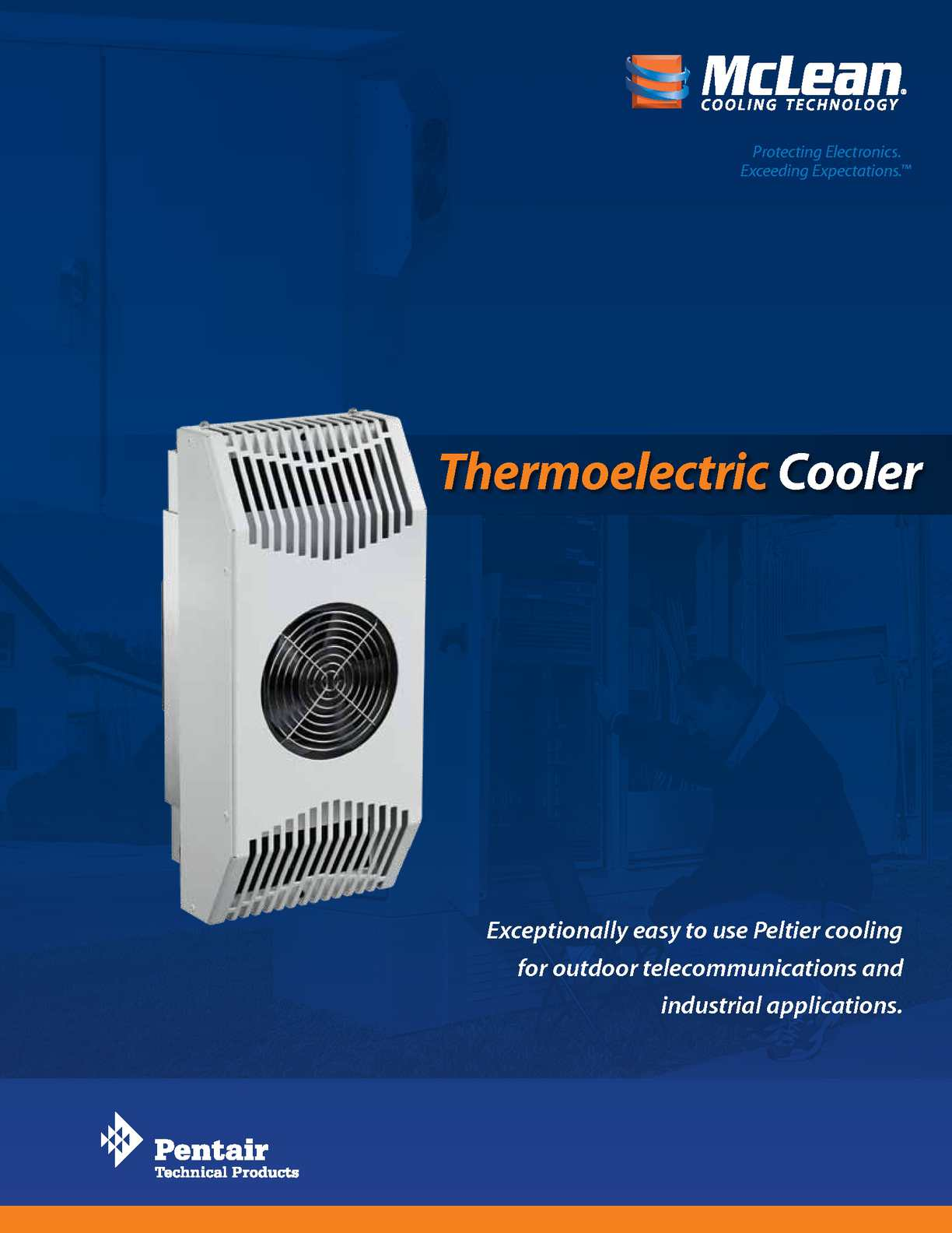 Calameo Mclean Thermoelectric Cooler