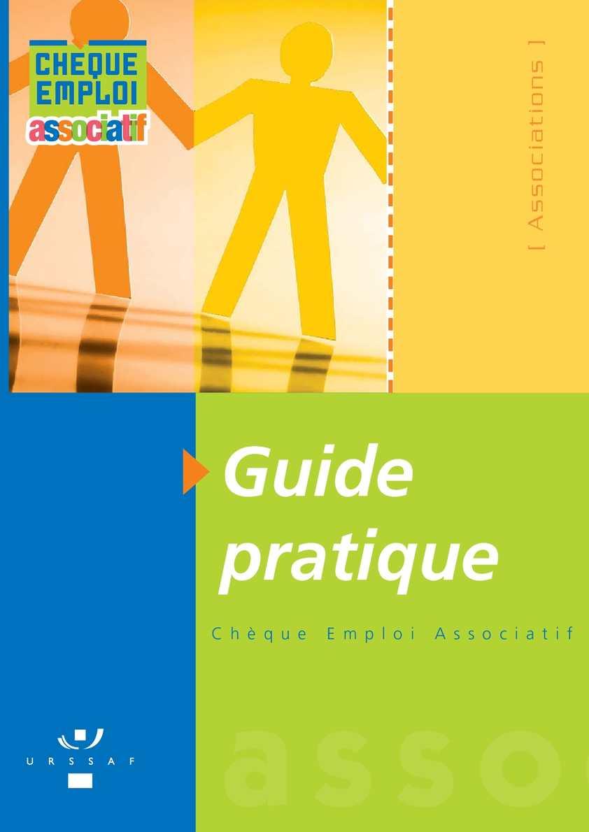 Calameo Guide Cheque Emploi Associatif