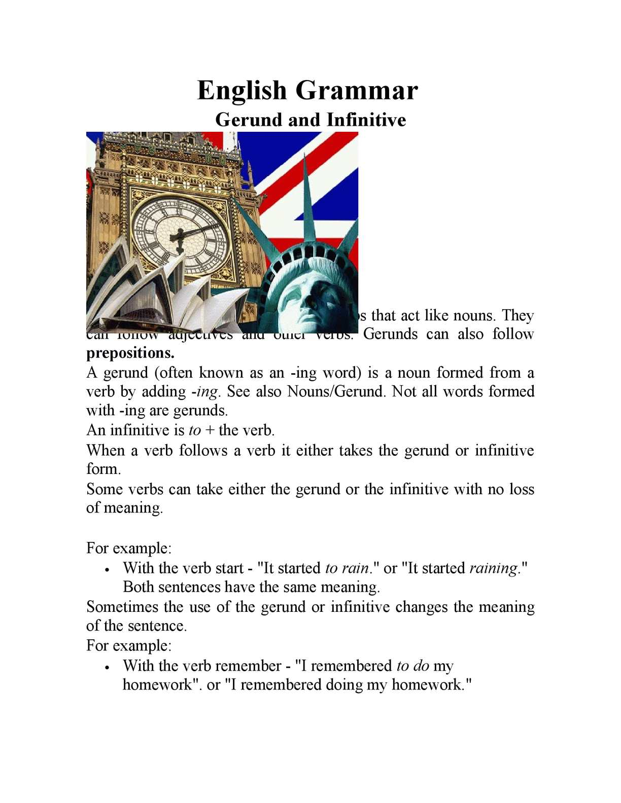 Calaméo - English Grammar